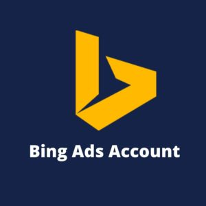 Bing Ads Account